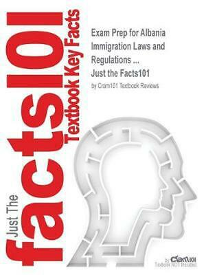 $ CDN71.63 • Buy Exam Prep For Albania Immigration Laws And Regulations ... By Just The Facts101