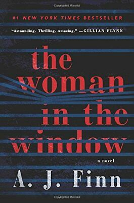 AU11.49 • Buy The Woman In The Window By Finn, A J 0062678418 The Cheap Fast Free Post
