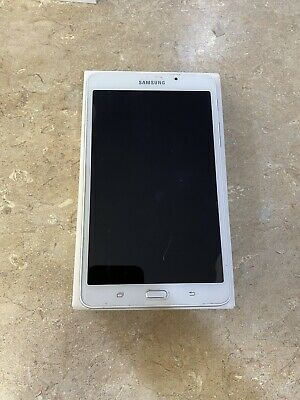 AU59.10 • Buy Samsung Galaxy Tab A SM-T280 8GB Wi-Fi, 7 Inch - White Tablet