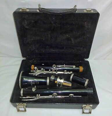 $19.99 • Buy Bundy 577 Beginners Clarinet With Case