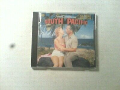 SOUTH PACIFIC SOUNDTRACK RODGERS AND HAMMERSTEIN Cd Album • 2.25£