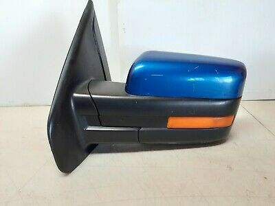 $280 • Buy 2009 10 11 12 13 14 Ford F-150 Left Driver Outer Door Mirror W/power Fold  P381