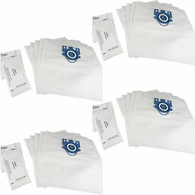 20 X GN Hoover Bags + Filters For Miele TT5000 S5210 S5211 S5261 Vacuum Cleaners • 12.05£