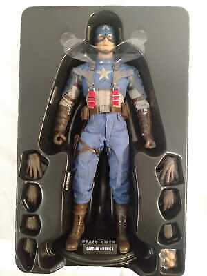 $ CDN533.36 • Buy (AU)MMS 156 -Captain America The First Avenger Hot Toys Movie Masterpiece 1/6th