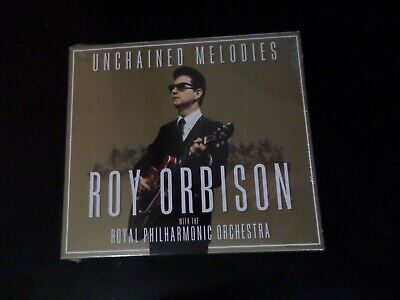 $2.22 • Buy Cd Album - Roy Orbison / Royal Philharmonic - Unchained Melodi - New And Sealed