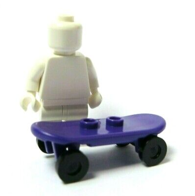 Lego Purple Skateboard Skate Board Minifigure Not Included Marty Boy Park • 2.75£