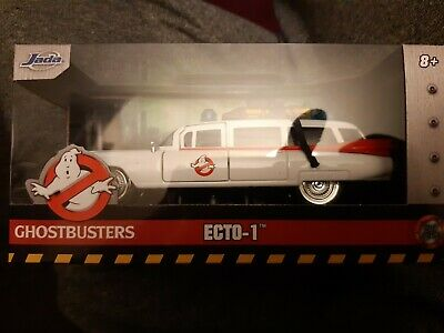 Jada Appx 1/43 Scale Model Car 99748 - Ghostbusters Ecto-1 • 16£