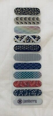 AU2 • Buy JAMBERRY Nail Wraps Sample Sheet