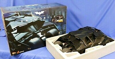 $ CDN1325.64 • Buy Batman Dark Knight Batmobile Tumbler Black Mms69 1/6 Scale Hot Toys