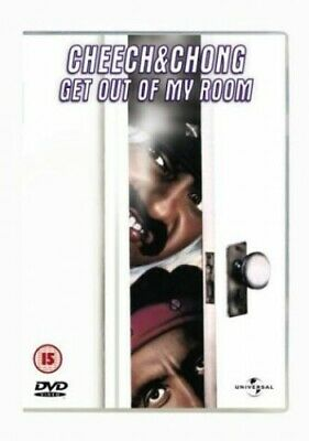 Cheech And Chong: Get Out Of My Room [DVD] - DVD  1DLN The Cheap Fast Free Post • 3.49£