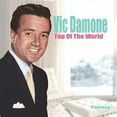 £3.70 • Buy Vic Damone - Top Of The World - Vic Damone CD ZOVG The Cheap Fast Free Post The