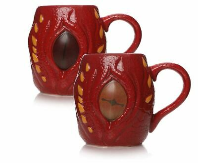 Official The Hobbit Smaug Heat Changing Magic 3d Coffee Mug Cup New In Gift Box • 14.95£
