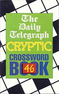 £6.99 • Buy The Daily Telegraph Cryptic Crossword Book ... By Telegraph Group Limi Paperback