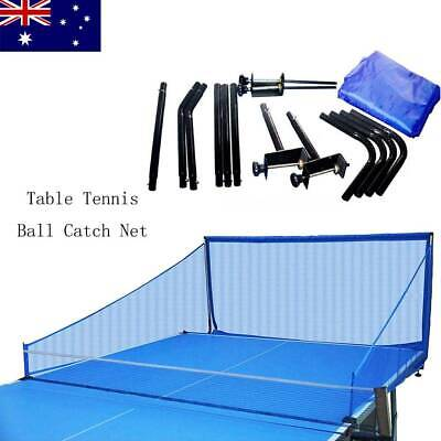 AU53.72 • Buy Table Tennis Catch Ball Collector Net Training Ping Pong Practice Equipment AU