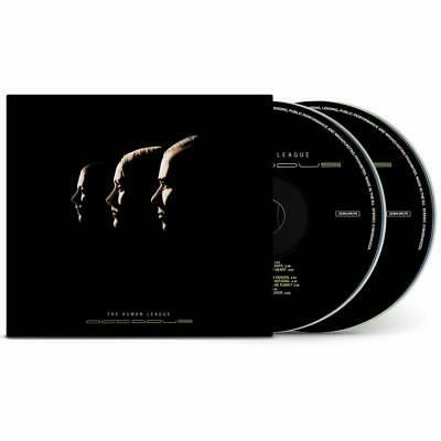 THE HUMAN LEAGUE OCTOPUS (New 2 X CD) (Released March 6th 2020) • 11.95£