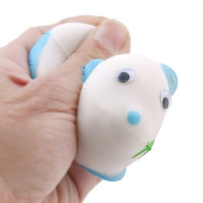 AU6.23 • Buy Jumbo Squishies Panda Animal Scented Slow Rising Squeeze Decompression Toys BM