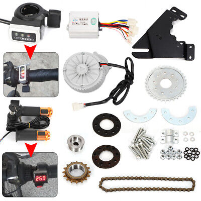 $128.99 • Buy NEW 36V 450W Electric Bicycle Conversion Kit E-Bike Left Drive Cycling Motor Kit