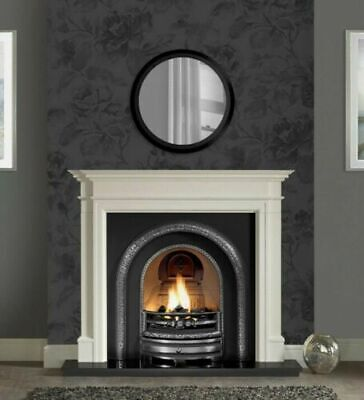 Oxford Aegean Limestone Fireplace Surround / Mantle With Granite Hearth Option • 728£