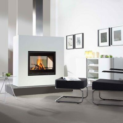 Eco 2022 Ready Double Side Cassette Stove Insert Inset 2 Sided Stove Tunnel  • 1,999£