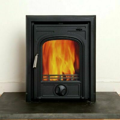 Coseyfire CL50 Insert Multi-Fuel Woodburning Stove 4.5kw, With Convection • 519£