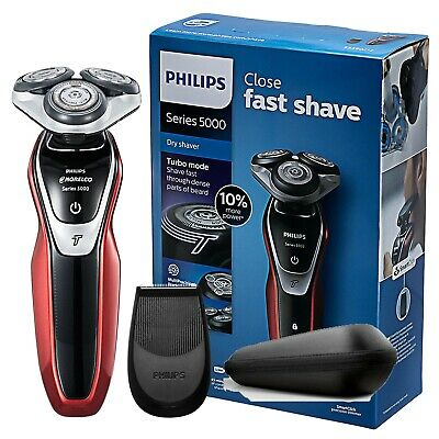 AU106.81 • Buy Philips Electric Shaver Series 5000 Wet & Dry, S5390/12, With Turbomode Original