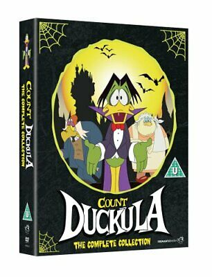 £90.89 • Buy COUNT DUCKULA COMPLETE [DVD] [1988] - DVD  TEVG The Cheap Fast Free Post