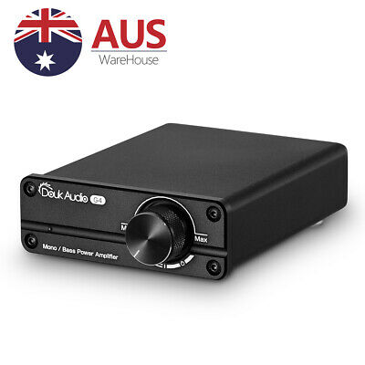 AU66.49 • Buy Mini 100W Subwoofer/Full-Frequency Mono Channel Power Amplifier Digital Bass Amp