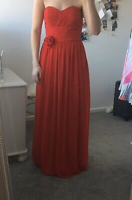 Ball Gown. Prom Dress. Size 10. • 40£