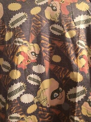 NWT Lularoe Disney The Incredibles Dash Randy Top Shirt Size S Small 240147 • 10.72£