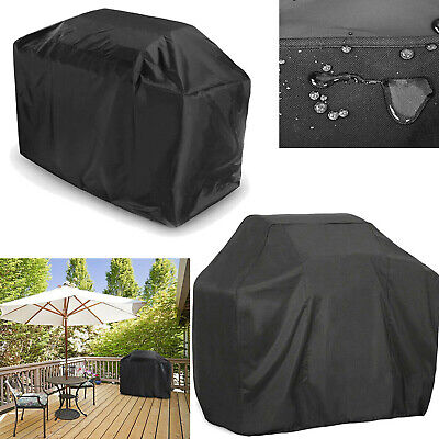 £11.95 • Buy Xl 200cm Bbq Cover Waterproof Garden Barbecue Grill Heavy Duty Extra Large