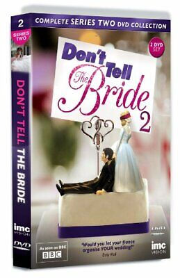 £6.15 • Buy Dont Tell The Bride Series 2 - As Seen On The BBC [DVD] - DVD  XYVG The Cheap