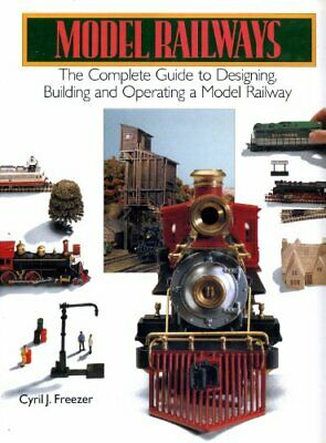 Model Railways, Freezer, C.J., Used; Good Book • 3.28£