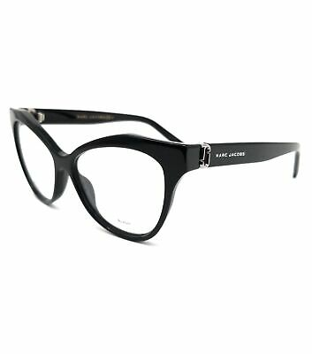 $44.96 • Buy MARC JACOBS Eyeglasses MARC 112 807 Black Women 51x14x135
