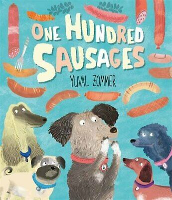 £4.99 • Buy One Hundred Sausages By Zommer, Yuval Book The Cheap Fast Free Post