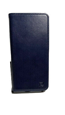 $ CDN19.15 • Buy Zover Samsung Galaxy S8 Wallet Case Navy Blue