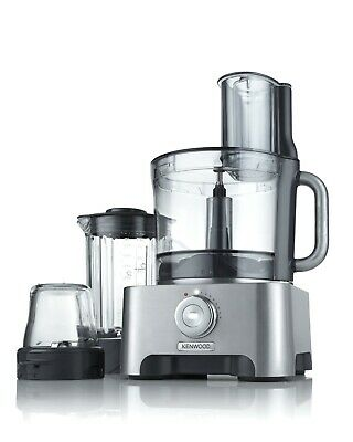 View Details Kenwood Multipro Excel Food Processor FPM910 Brand New With 5 Year Warranty • 389.99£