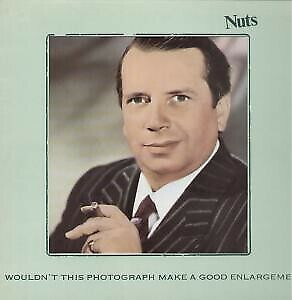 George Melly & The Feetwarmers* - Nuts (LP, Album, Gat) • 11.99£