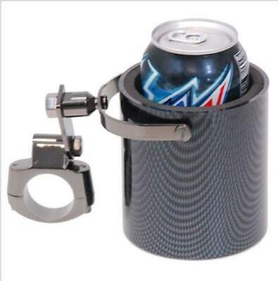 $31.16 • Buy New Graphite Motorcycle Bike Drink Cup Holder With A Swivel Mount