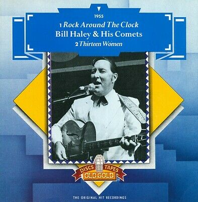 Bill Haley And His Comets - Rock Around The Clock (7 , RE) • 7.99£