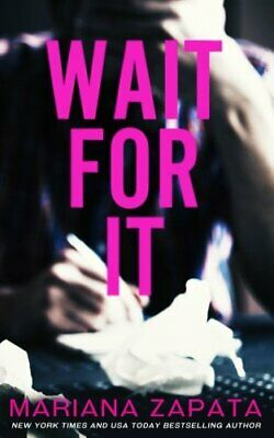 AU44.31 • Buy Wait For It By Zapata  New 9780990429258 Fast Free Shipping-,