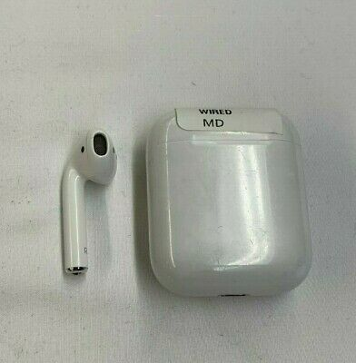 $ CDN121.04 • Buy Apple Airpods Charging Case (Wired) With *Gen II Right Airpod*  23-3L