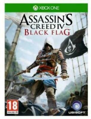 Assassin's Creed IV Black Flag Special Edition Xbox One Inc Fast Postage • 11.95£