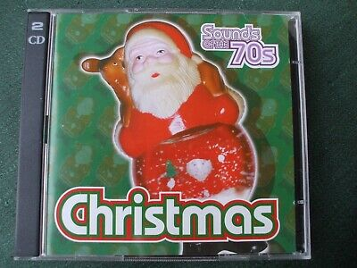 Time Life Sounds Of The 70s Christmas Rare Double CD.Excellent Condition • 59.99£