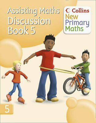 Collins New Primary Maths - Assisting Maths: Discu... By Clarke, Peter Paperback • 6.99£