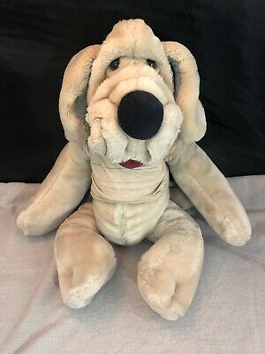£9.30 • Buy The Heritage Collection 17  Wrinkles Puppy Dog Full Body Hand Puppet Plush