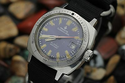 $ CDN999.83 • Buy Vintage PRONTO SUBMERSIBLE Automatic Stainless Steel 300M Diver's Watch Clean