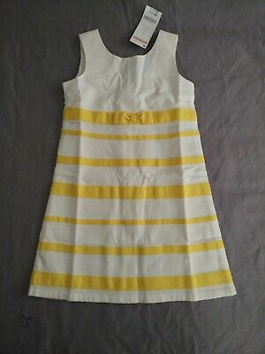 $12.99 • Buy NWT Gymboree Girls Outlet Bee Chic Dress Easter Size 4 Yellow