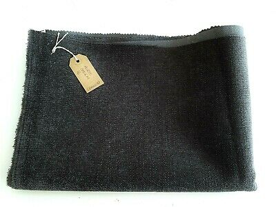 Chenille Fabric TERENCE CONRAN SHOP Offcuts Material Cushion Sofa Steel Chair  • 24.99£