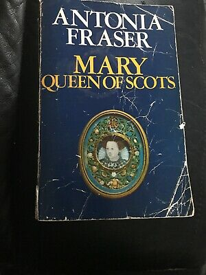Mary Queen Of Scots By Antonia Fraser. 9780586033791 • 1.30£