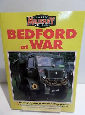 Bedford At War: Classic Military Vehicle By Pat Ware (Paperback, 2005) • 3£